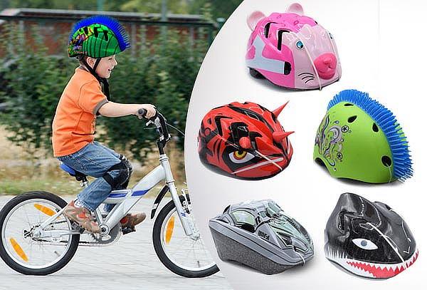 Cascos Infantiles para Bicicleta, Diferentes Modelos.