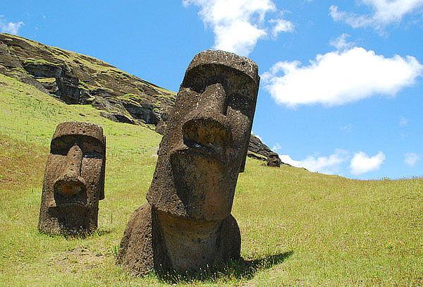 Isla de Pascua 2do Semestre: Aéreo + Camping Mihinoa