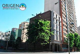 Origen Apart Hotel, Stgo: 1, 2 o 3 noches para 2 + desayuno