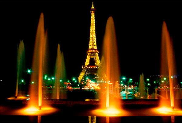 Europa Soñada: Aéreo + Visita a España, Francia, Alemania