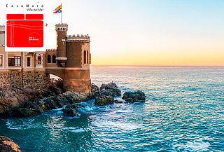 B&B CasaMoro, Viña del Mar: 1, 2 o 3 noches para 2 o 4 pers.