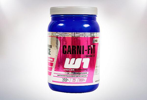L-Carnitina Carni-Fit de 300 g sabor Piña