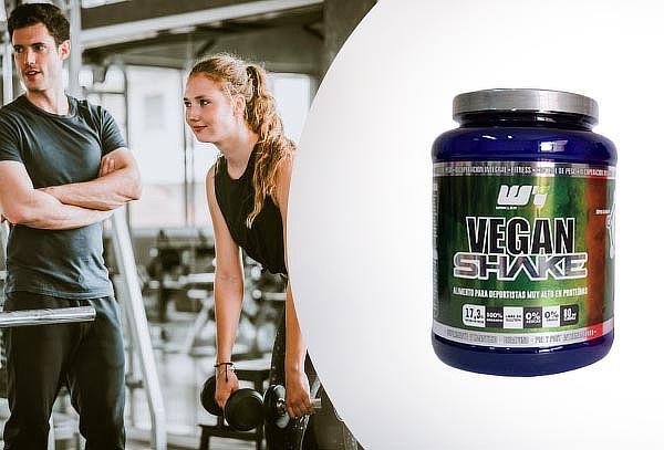 Proteína Vegan Shake 1 Kg Lemon Grass