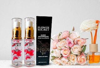 Pack de 2 Serum de Ácido Hialuronico Esencia de Rosas