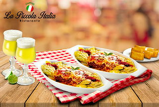 Menú Piccola Italia