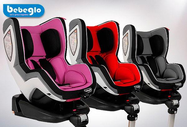Silla de Auto Bebeglo LB-589, Color a Elección