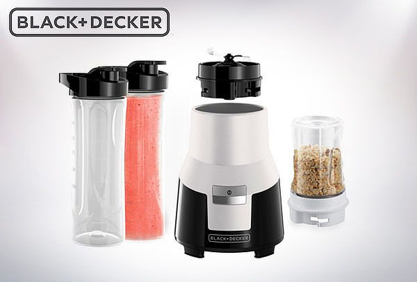 Outlet - Shake And Take Blackdecker Personal + Accesorios