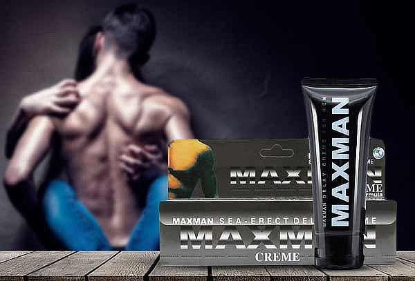 Maxman - Potenciador Sexual Masculino