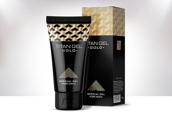 Titan Gel Clásico o Gold