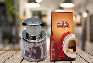 Pack Café Molido + Filtro de preparación estilo vietnamita
