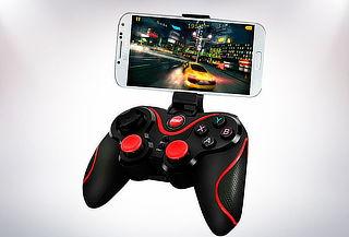 Control Joystick Bluetooth Celular Android Tv Psp