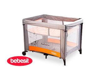 Cuna Corral Pack & Play Bebesit