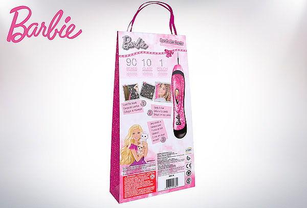Aplicador de Mostacillas Barbie