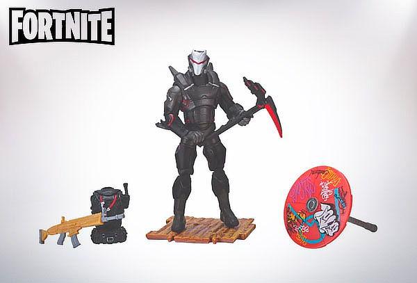 "Figura Fortnite ""Omega"" Survival Kit"