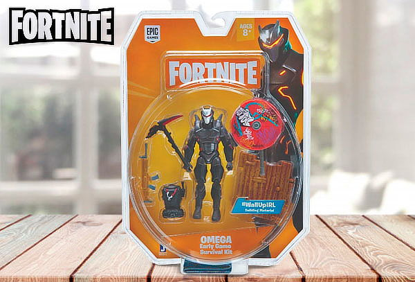 "Figura Fortnite ""Omega"" Survival Kit"