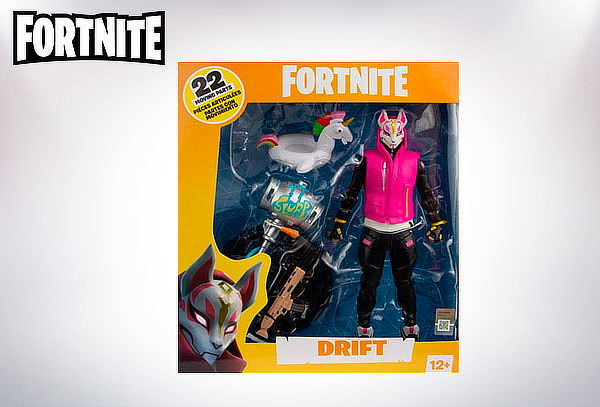 "Figura de Acción ""Drift"" Fortnite"