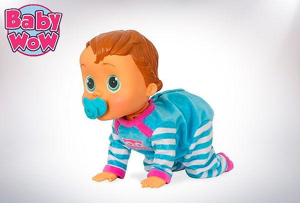 Muñeco Interactivo Baby Wow Lucas