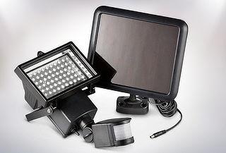 Foco Solar 60 LED de Alta Luminosidad