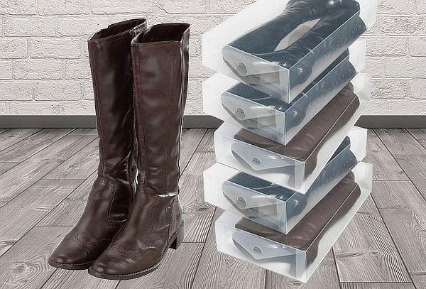 Pack de 5 cajas para Botas