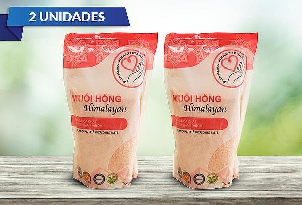 1.8 kilos de Sal de Cocina del Himalaya