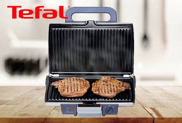 Grill Ultracompact 600 de Tefal