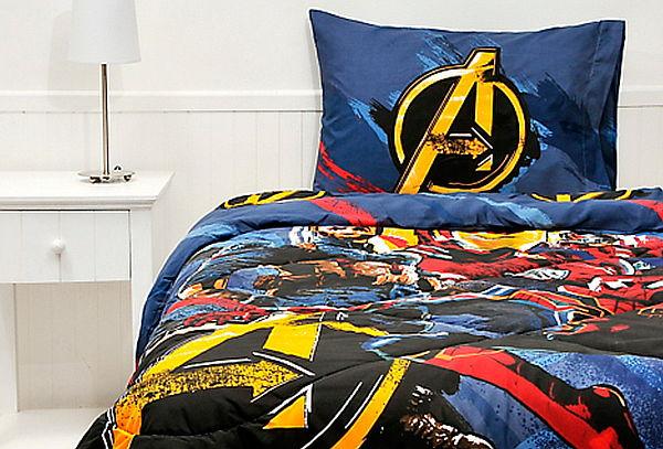 Set de Sábanas o Plumón Avengers Infinity War