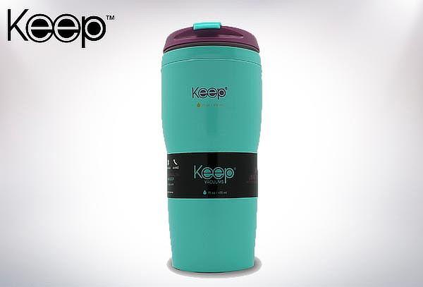 Pack 2 Mug Vaso Outdoor Keep 450 ml, color a elección.