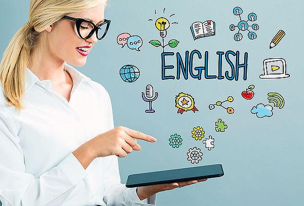 Pack con los Mejores Cursos Online de Inglés a Elegir