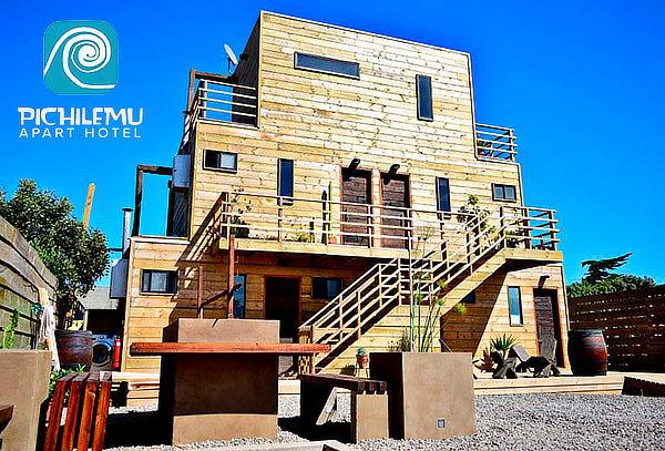 Apart Hotel Pichilemu: 1, 2 o 3 noches para 2 o 4 personas