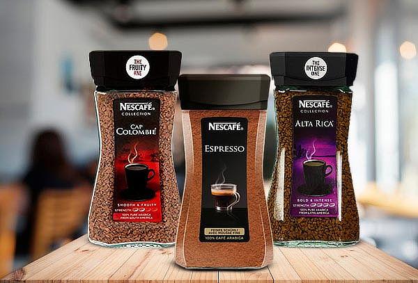 Pack 3 Nescafé Colección Alta rica+Espresso+Colombie