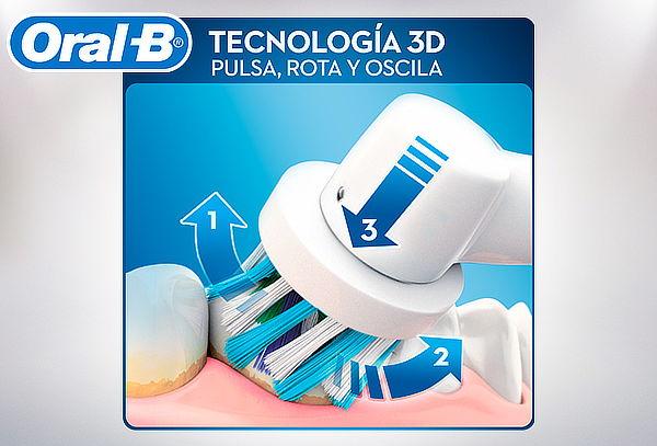 Cepillo Electrico Profesional Care 500