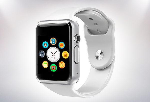 Smartwatch Con Cámara A1