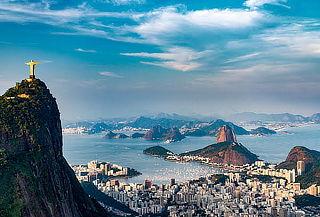 Río de Janeiro 30 DE OCTUBRE! Aéreo, Hotel y Traslados