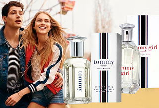 Perfume Tommy Hilfiger 30ml Hombre o 50ml Mujer