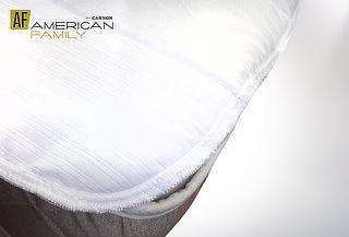 Cubre colchón American Family, Cannon.