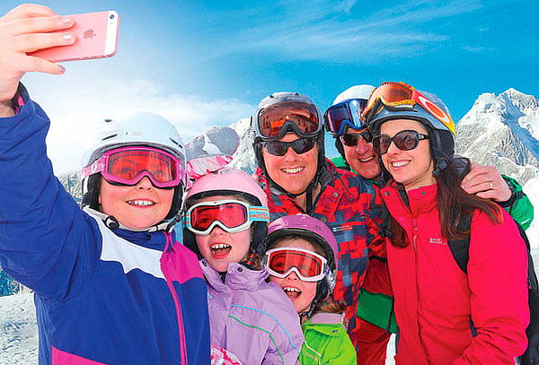 Tour Valle Nevado y Farellones con Enjoy & Travels