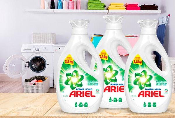 Pack 3 ariel 1.9 litros