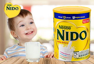 Nido, Nueva fórmula, Instantánea 1.6 kg,