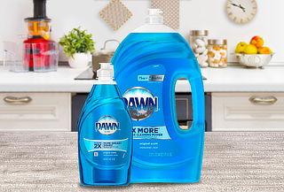Pack Detergente Down Botella 431cc + Recarga 2.21 Litros