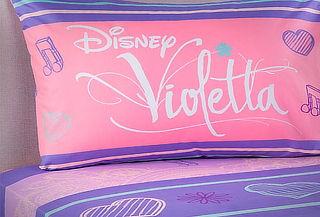 Set de Sábanas Violetta Pop Star