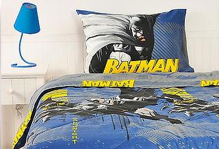 Set de Sábanas o Plumón Batman Dark Night