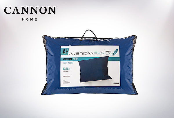 Pack 2 Almohadas de Pluma Cannon  50 x 70 cm