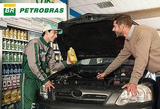 Cambio de aceite Lubrax 10W 40 o 5W 30 en Petrobras