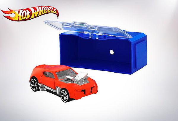 Modular Guarda Autos Hot Wheels 28 Piezas