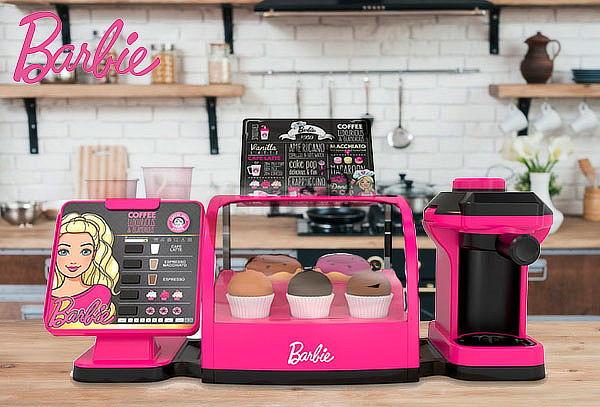 Barbie Coffee Shop