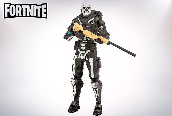 "Figura de Acción ""Skull Trooper"" Fortnite"