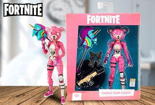 """Figura de Acción """"Cuddle Team Leader"""" Fortnite"""