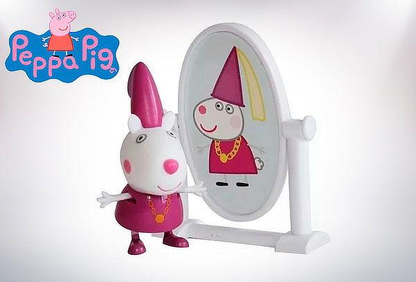 Tubo Coleccionable de Peppa Pig Princesa