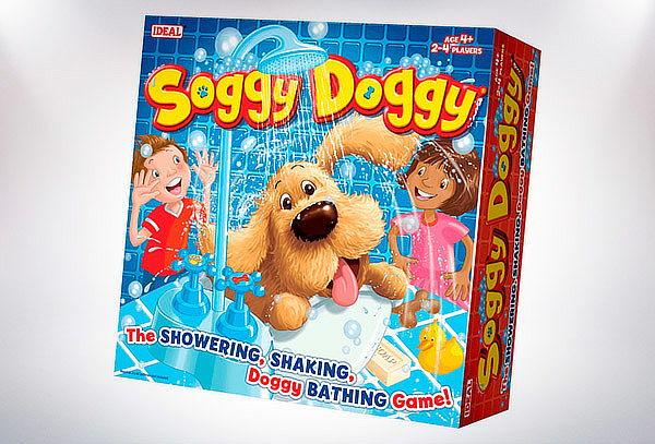 Juego Perro Mojado Soggy Doggy