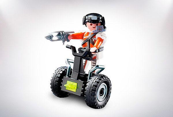 Juguete Agente Secreto Playmobil